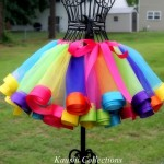 ハロウィン仮装チュチュで可愛く!子供の手作り衣装を安く簡単に作る方法