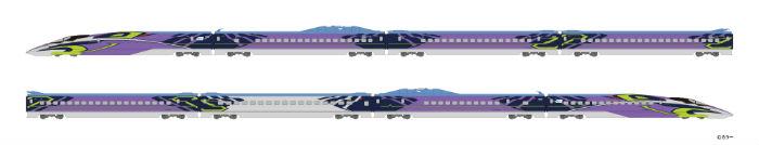 エヴァンゲリオン新幹線プロジェクト
