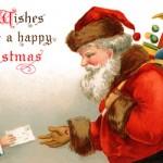 サンタクロースに無料で手紙を出そう!住所宛先と送り方は?