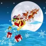 サンタクロースの手紙例文集!英語での返事や文例は?