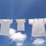 洗濯物をたたむのが面倒な方に!衝撃のスゴ技を発見!